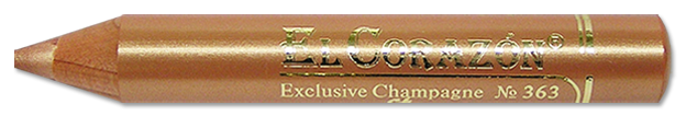 EL Corazon 363 Exclusive Champagne