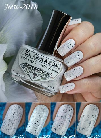 EL Corazon №423/1071 dalmatians, №423/1072 eggs of wild birds, №423/1073 hocus - pocus, №423/1074 Circus