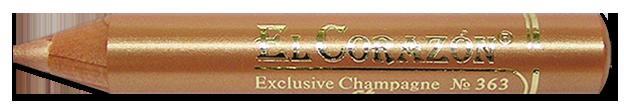 EL Corazon 363 Exclusive Champagne