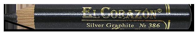 EL Corazon 386 Silver Graphite